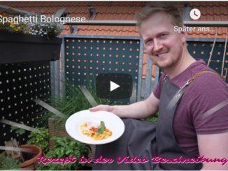 """David Manthey auf seinem Youtube-Kanal """"Daves Kitchen"""""""
