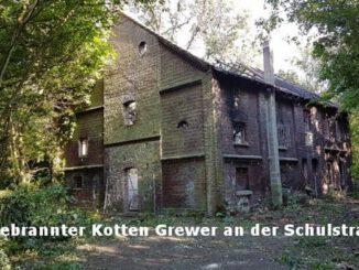 Kotten Grewer an der Schulstraße in Zweckel