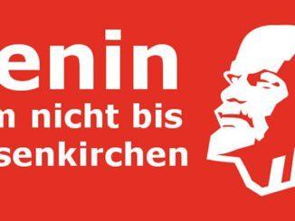 Ein Lenin-Denkmal will die MLPD aufstellen