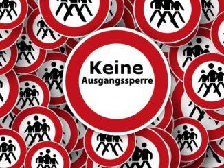Keine Ausgangssperre im Kreis Recklinghausen Einheitliches Vorgehen im Ruhrgebiet